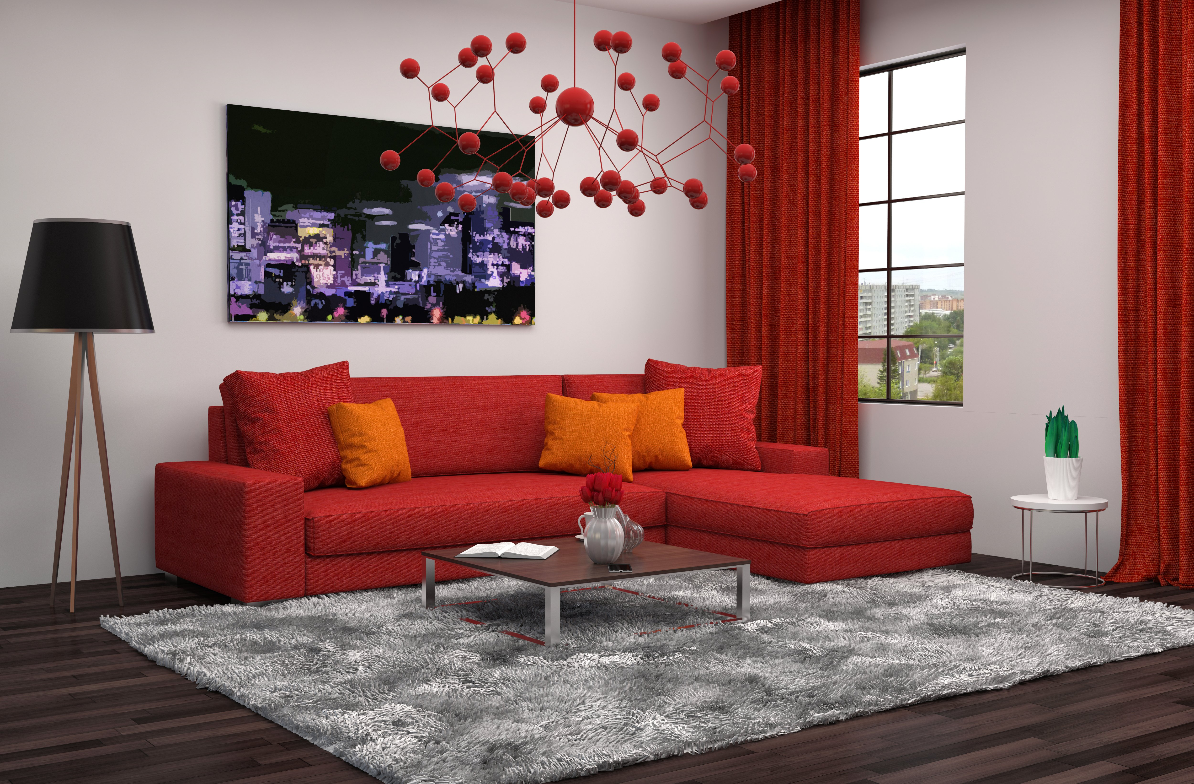 10 Clever Ideas For Your Living Room Curtains Homelane Blog