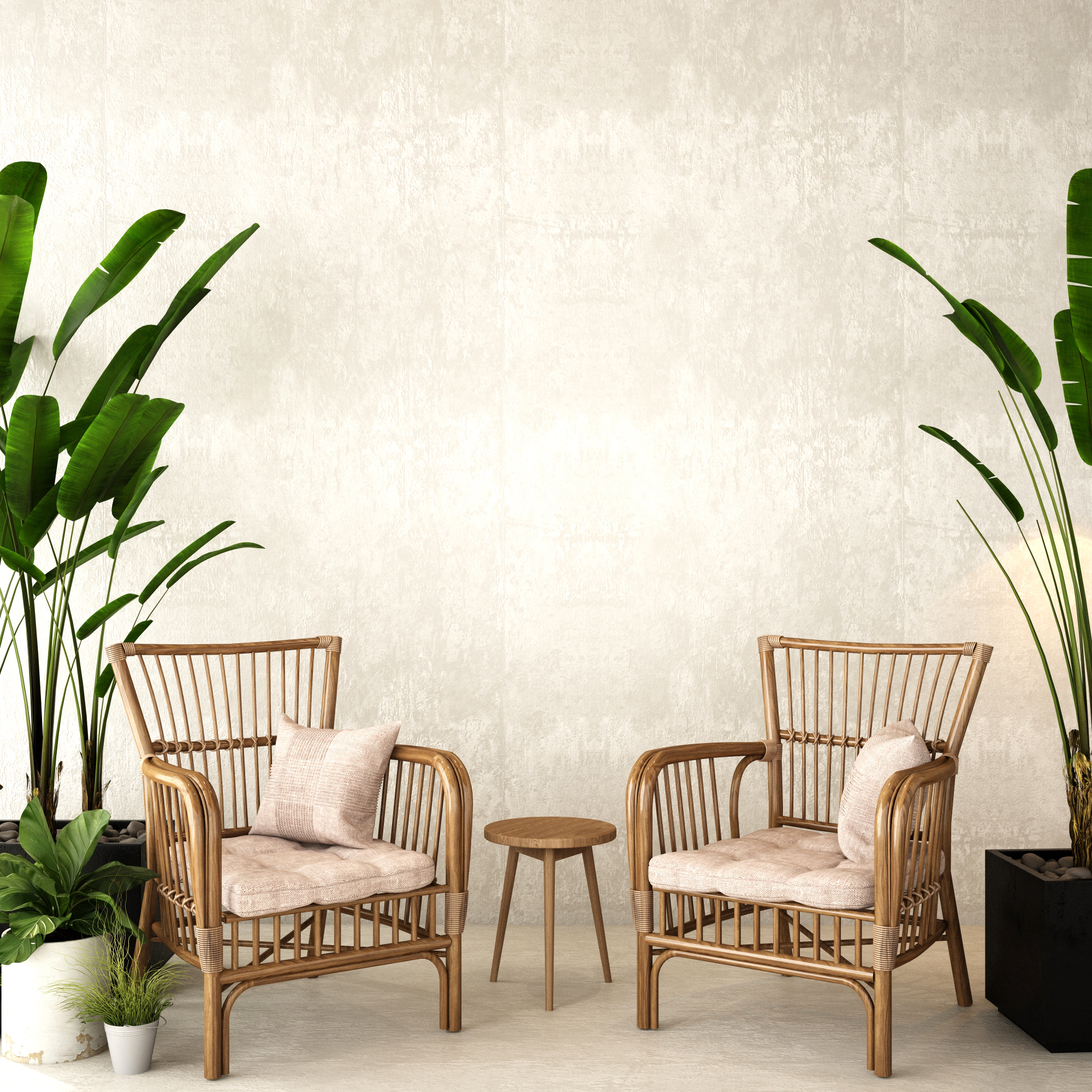 bamboo couch designs
