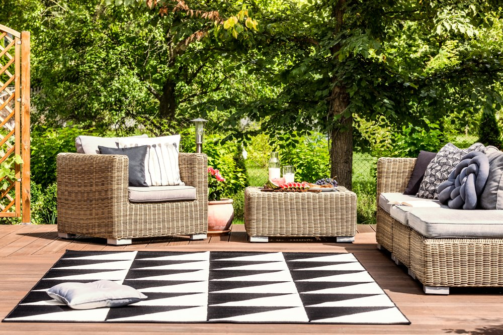 rattan furniture designs for outdoor